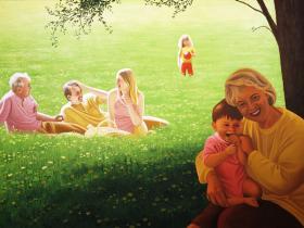 Jarní rodina